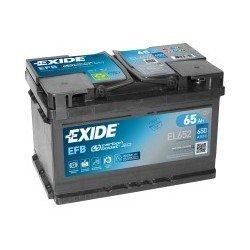 65Ah 650 EFB Carbon Boost 2.0